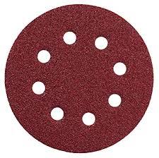 """Cumi 5"""" Velcro Disc Grit 80-GNL"""
