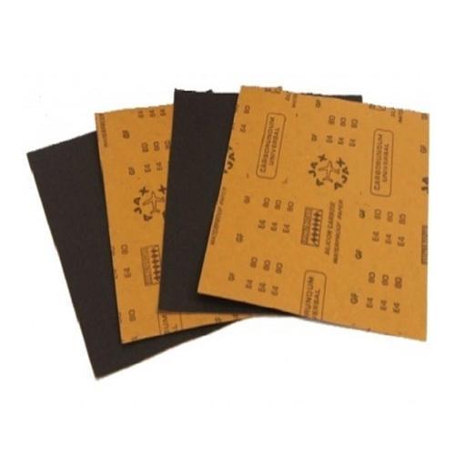 Cumi Coated Abrasives 230 X 280MM (G320) - AJAX G320 WATERPROOF PAPER