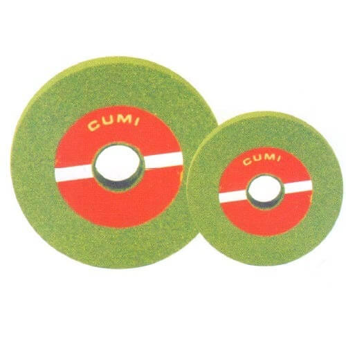 Cumi Bonded Abrasives 300 X 40 X 127 - NS ROS: 190 X 15  GC60