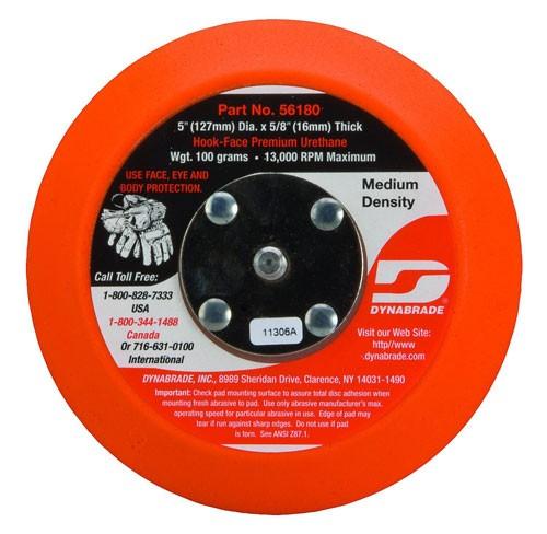 "Dynabrade Accessories 3-1/2"" (89MM) DIA Non-Vacuum Disc Pad(54311)"