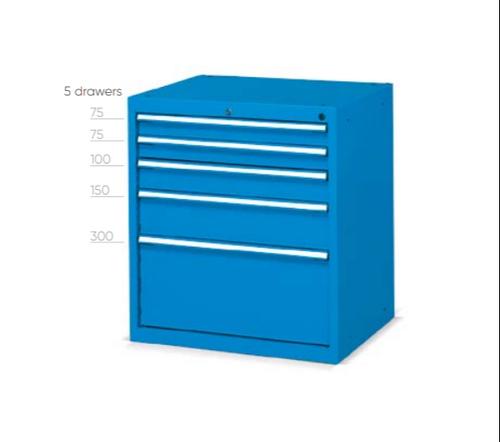 Godrej Flexa Tool Cabinet - 5 Drawers