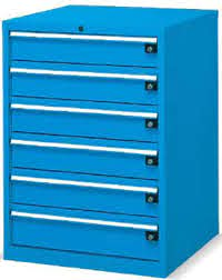 Godrej Flexa Tool Cabinet - 6 Drawers