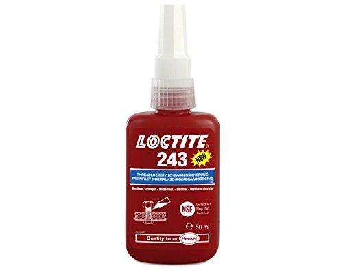 Loctite 243 Threadlocker -50ml pack