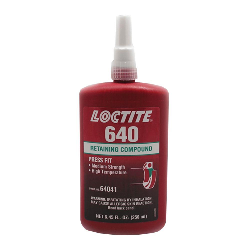 loctite 640 retaining compound