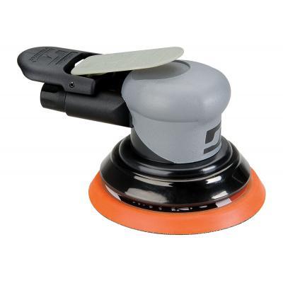 """Dynabrade 5"""" NON-VAC SILVER SUPREME ROS  5"""" (127mm)Dia.Non VacuumDynorbitalSilverSupremeRandomOrbitalSander"""