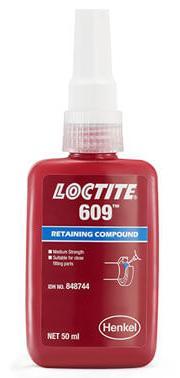 Loctite 609 50ml Retaining Compound